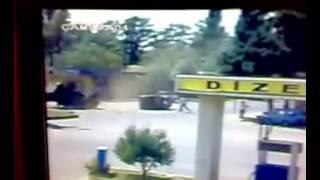 Авария в Исмаиллы Азербайджан