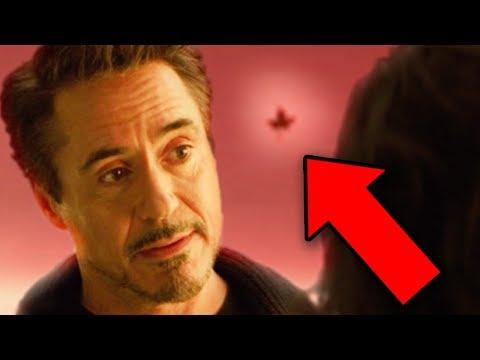AVENGERS ENDGAME Alternate Ending Revealed! (Stark Soul Deleted Scene)