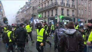 Rouen : 9e samedi de manifestations des