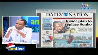 Mike Sonko Case: Something radical should be done about Nairobi - Hashi || AM Live