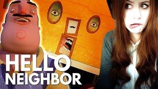 HELLO NEIGHBOR #03 - Was für eine KRANKE Tür ● Let's Play Hello Neighbor