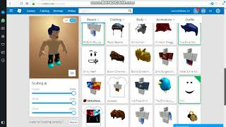 How to make Cool Character without Roblox ta Robux