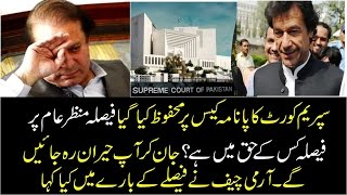 What Decision Reserved Supreme Court of Pakistan About Panama Case thumbnail