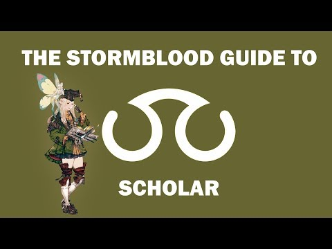 The Stormblood Guide To Scholar
