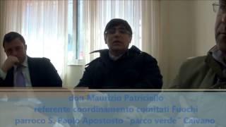 NANO TV - CASORIA. BONIFICA DISCARICA CANTARIELLO PARLANO TIGNOLA, IAVARONE, DON MAURIZIO