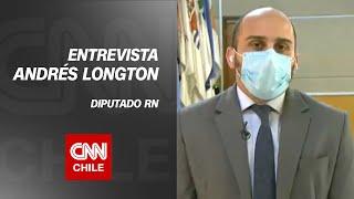 "Andrés Longton por decisión del Senado: ""Esta acusación se rechaza por motivos políticos"""