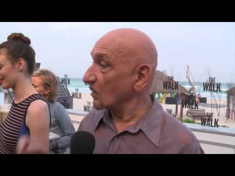 Joseph Gordon-Levitt and Ben Kingsley about making the impossible possible