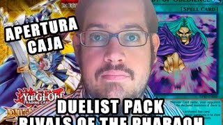 Apertura Caja Yu-Gi-Oh! Duelist Pack - Rivals of the Pharaoh (Septiembre 2016) [720P]