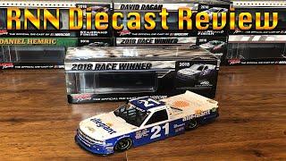 2018 Johnny Sauter Daytona Raced Win Version Allegiant Chevrolet | RNN Diecast Review