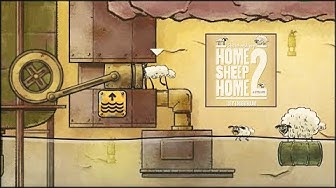 Home Sheep Home 2: Lost in Underground - Game Walkthrough (full)