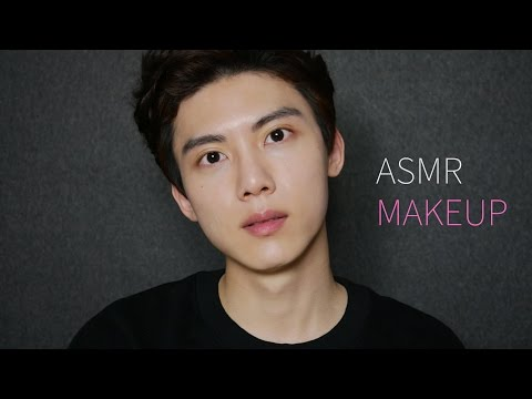 [Sub] Korean ASMR Filming Day Makeup