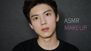figcaption [Sub] Korean ASMR Filming Day Makeup