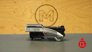 Folding Mass Effect Pistol Replica