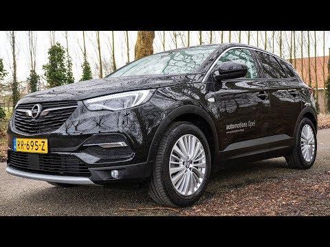 AutoZeelandtest van de Opel Grandland X