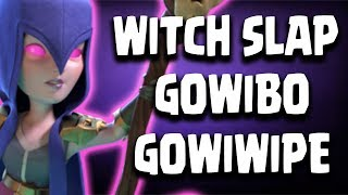 BEST TH9 3 STAR WITCH ATTACK STRATEGY 2017?! | Clash of Clans