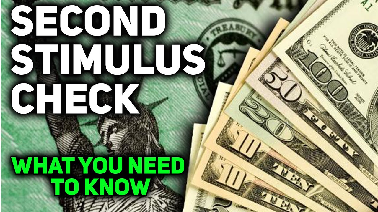 Second Stimulus Check: Everything You Need To Know!