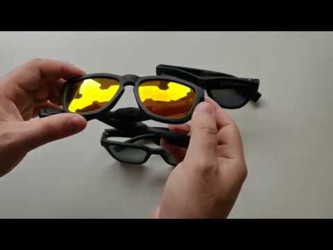 d28c100efa BOSE Frame Vs ZUNGLE Viper Shades With Sound - YouTube