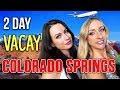 Family Vacay! Colorado Travel Vlog Pt. 1
