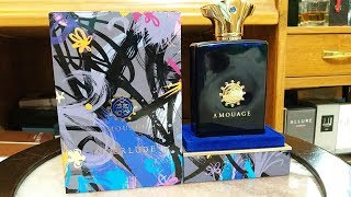 Interlude Man By Amouage 1st Take (2012)