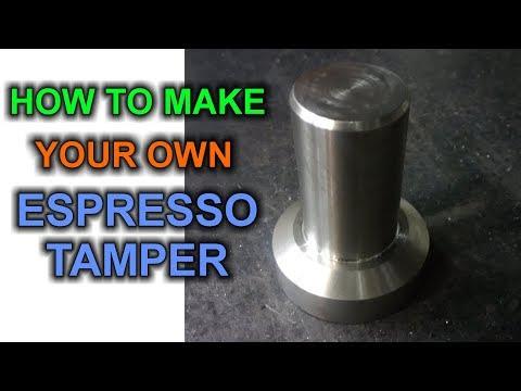 DIY Espresso Tamper