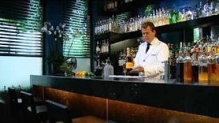 The Art of Making Cocktails - Champagne Cocktail