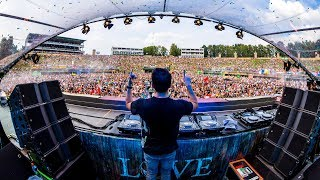 Laidback Luke - Live @ Main Stage Tomorrowland 2019