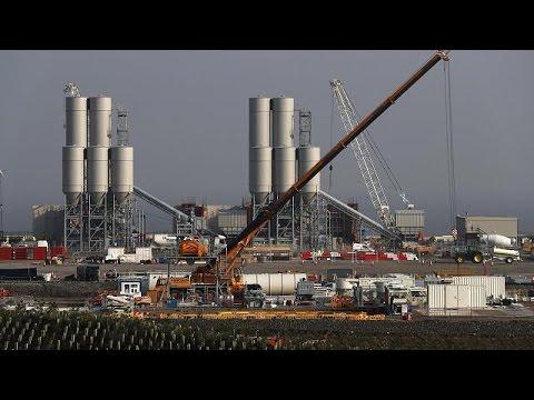 Accord du gouvernement britannique pour le projet de centrale nucléaire d'Hinkley Point