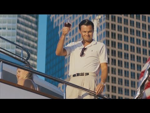 Leonardo DiCaprio Breakdances in The Wolf of Wall Street
