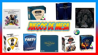 TRIVIAL PURSUIT AMAZON / Juegos de Mesa Amazon / Comprar Trivial 👌👍