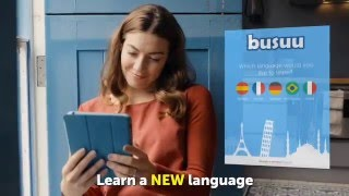 busuu - Which language do you want to learn?