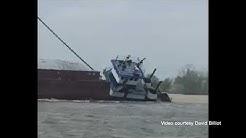 Towing Vessel Michelle Ann Sinks Near Baton Rouge, LA