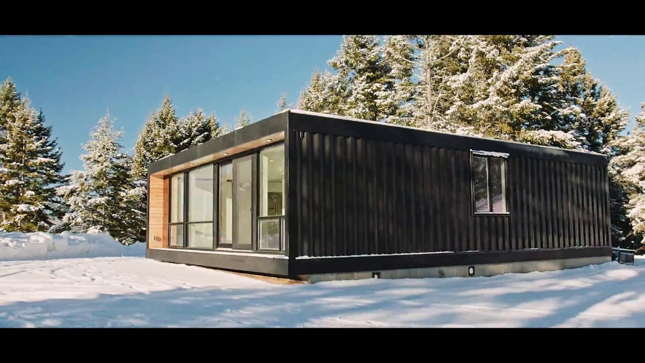 Best Kitchen Gallery: Modern Shipping Container Home Install Honomobo Youtube of Container Home Pricing on rachelxblog.com