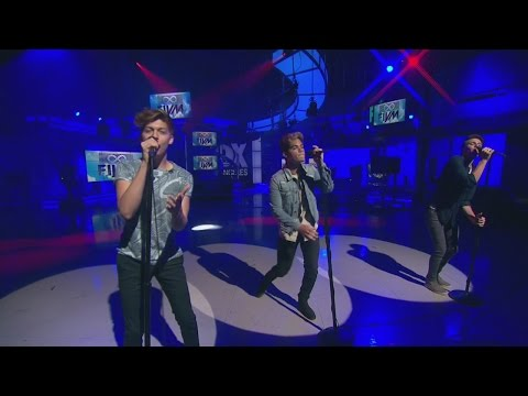 'Forever In Your Mind' live performance on Good Day LA