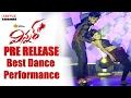 Best Dance Perfomance || Winner Movie Pre Release Event || Sai Dharam Tej, Rakul Preet || Thaman SS