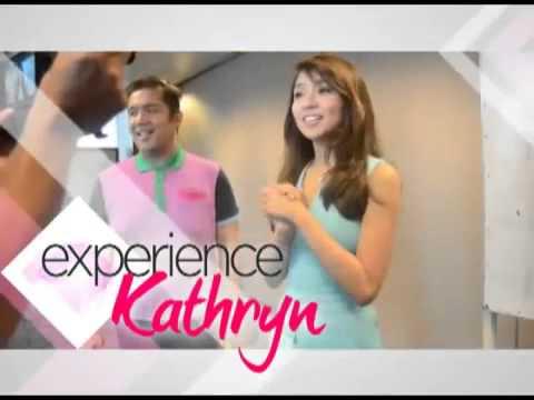 #ExperienceKathryn @bernardokath on @abscbnmobile