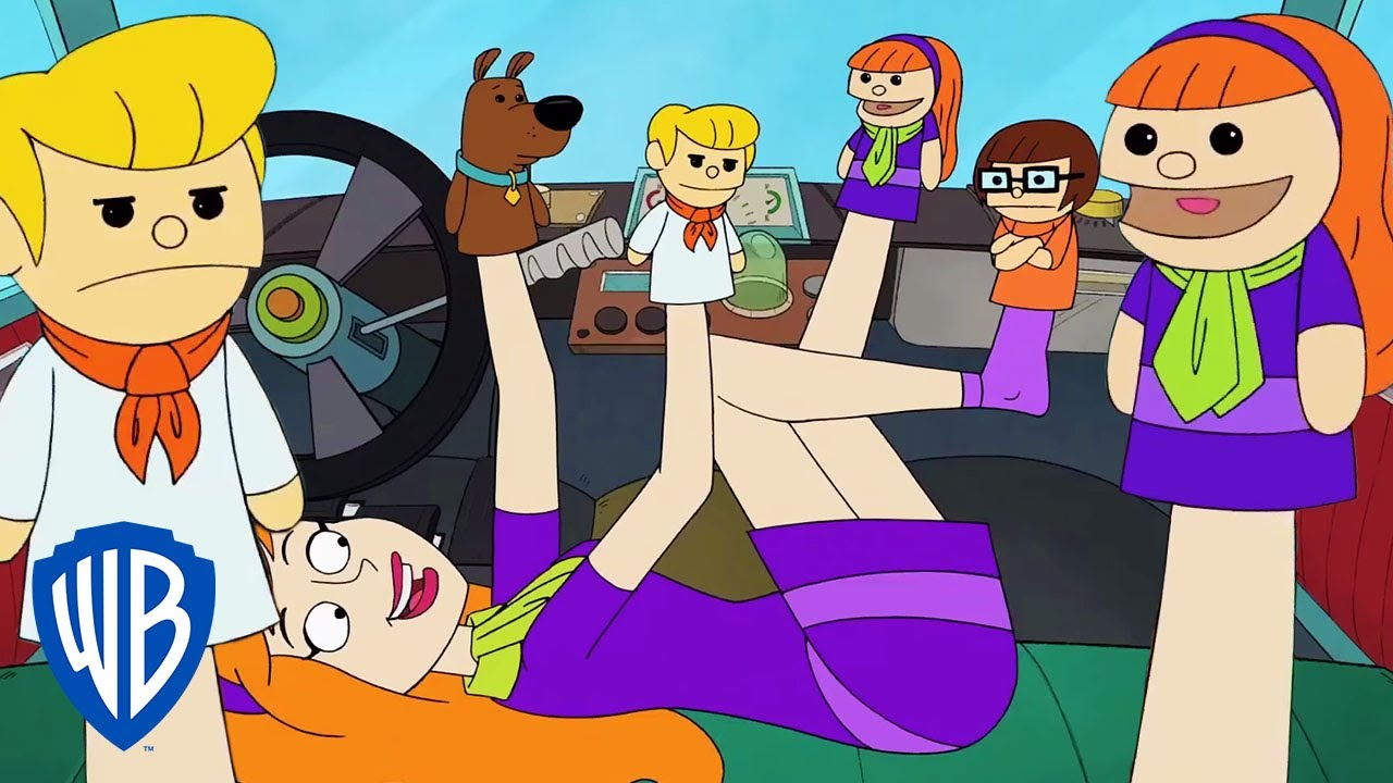 Be Cool, Scooby-Doo!   Danger Prone Daphne   WB Kids