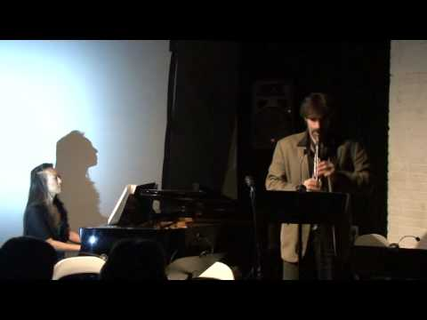 William Susman - Duo Montuño for clarinet and piano