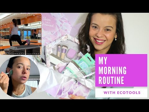 Crystal Intentions Make Life Happen Vlog With WaysofStyle   EcoTools