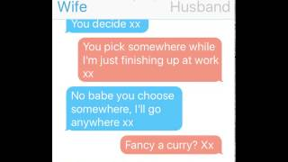 Every couple when deciding what to eat ??