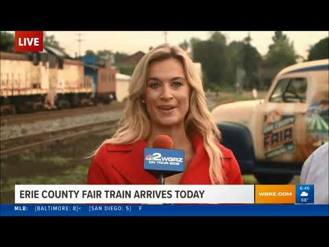 Erie County Fair Strates Train Day Media Highlights 2019 Hamburg NY