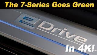 2018 BMW 740e PHEV Review and Comparison