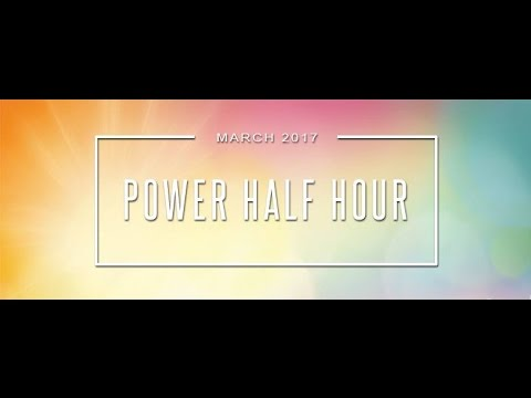 How to Set Boundaries by Saying Yes - March 2017 Power Half Hour