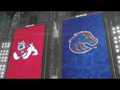 2017 MW CHAMPIONSHIP HIGHLIGHTS: Fresno State vs. Boise State