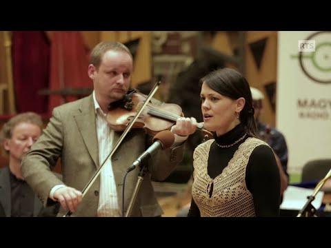 """Concert """" Le Voyage d'une chanson populaire"""" - Studio de Radio-Bartok à Budapest"""
