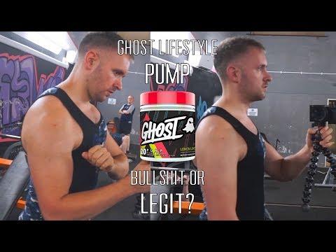 Ghost Lifestyle Pump - Bullshit or Legit?