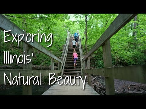 Exploring Illinois' Natural Beauty