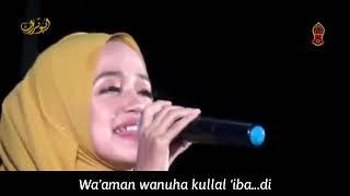 Qomarun full lirik Versi Alma(Esbeye)