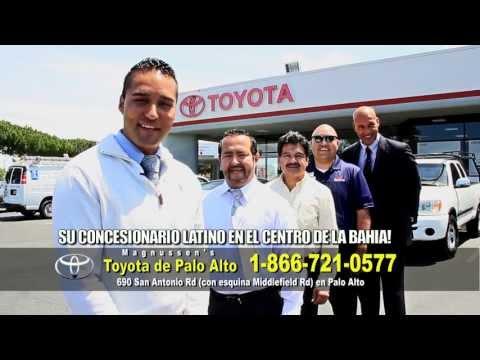 30 Sec Toyota de Palo Alto Television Spanish Commercial