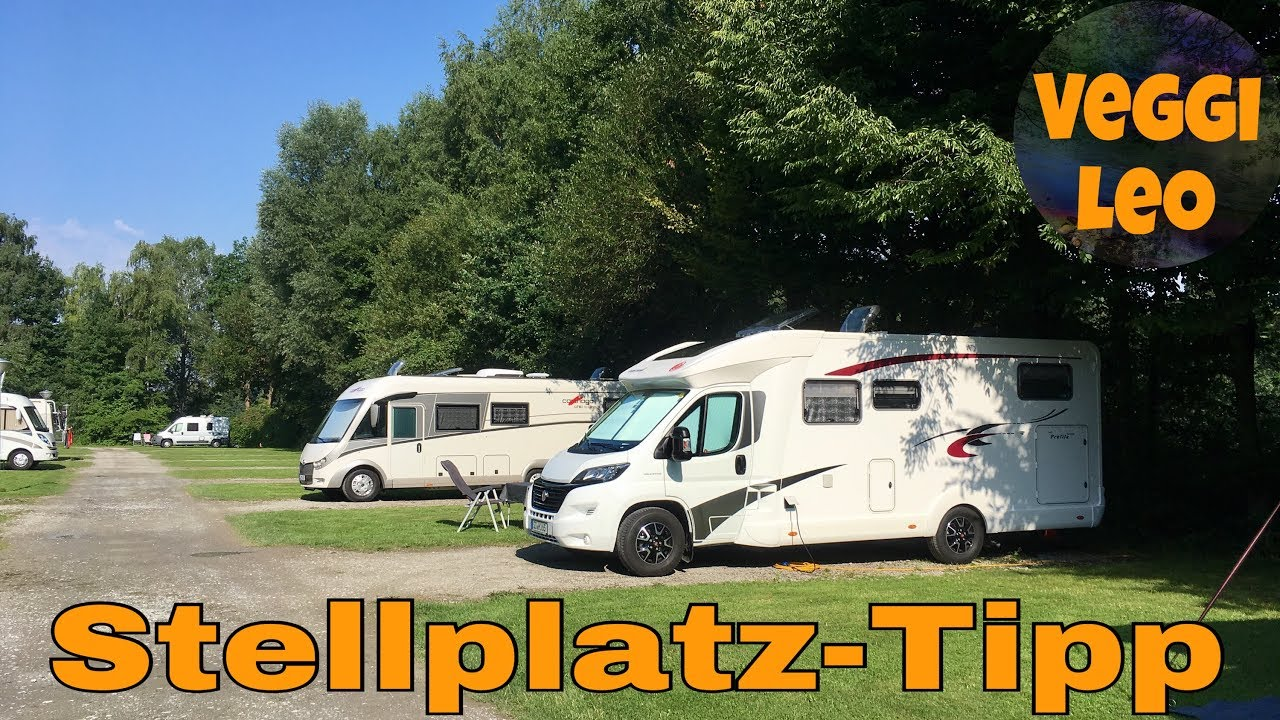 wohnmobil stellplatz tipp lippstadt nrw deutschland youtube. Black Bedroom Furniture Sets. Home Design Ideas