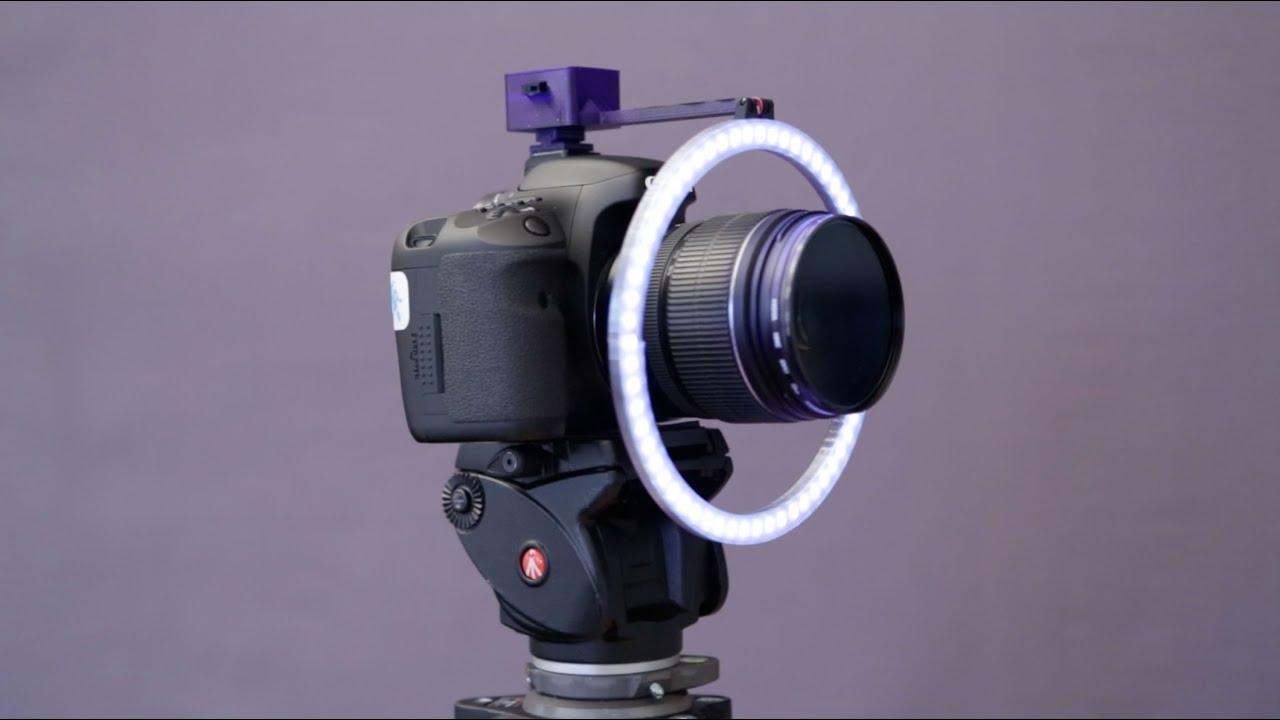 Diy Ring Light Cheap